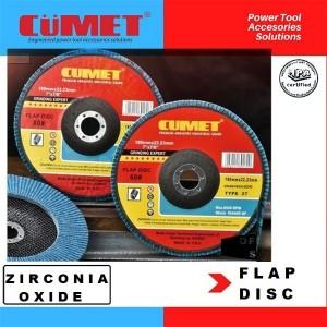 Cumet-Flap Disc -Zirconia Oxide
