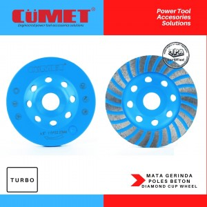 Turbo Cup Diamond Wheel
