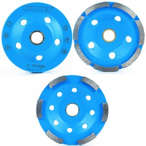 DIAMOND GRINDING CUP WHEEL (SINGLE)