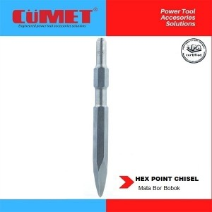 Hex Point Chisel