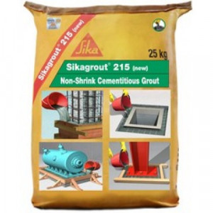 Sikagrout 215 New
